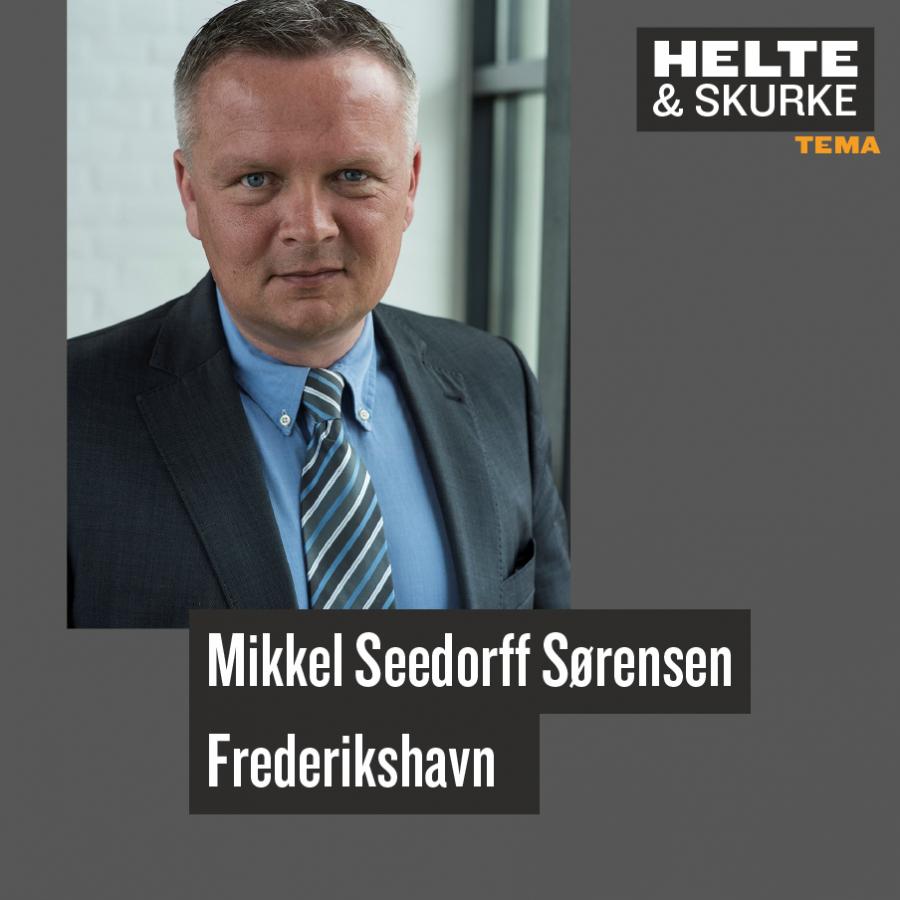 Foto af Mikkel Seedorff Sørensen