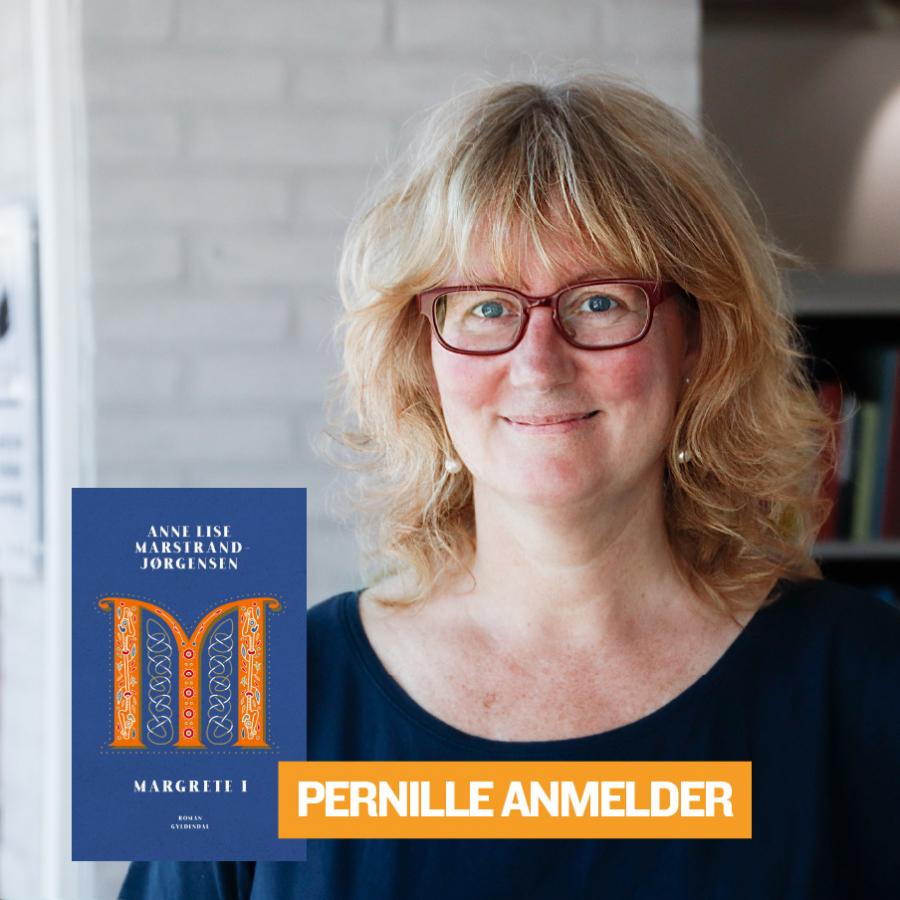 Pernille anmelder